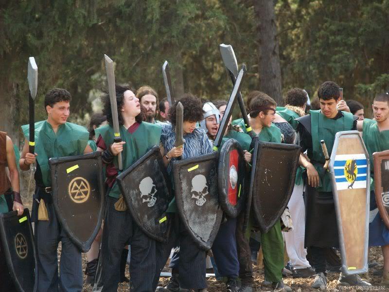 """Клан """"Бдин"""" организира LARP край видинската крепост"""