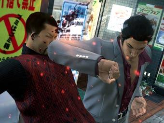 Yakuza 3 в Европа през март