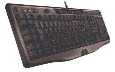 Нова геймърска клавиатура от Logitech