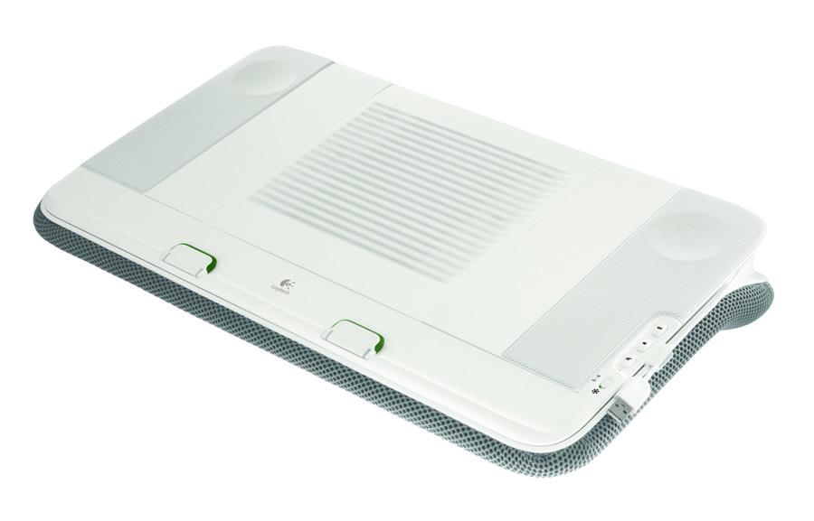Logitech Speaker Lapdesk N700 - нов мултифункционален аксесоар за лаптоп