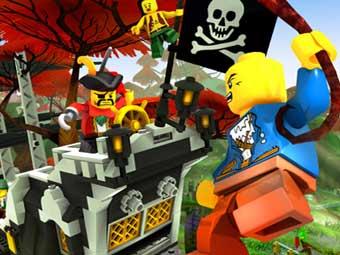 Lego ще конкурира World of Warcraft