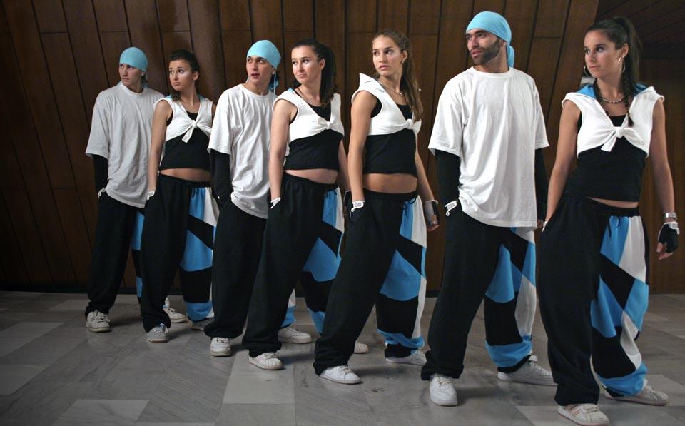Хип-хоп рицари подготвят нов спектакъл
