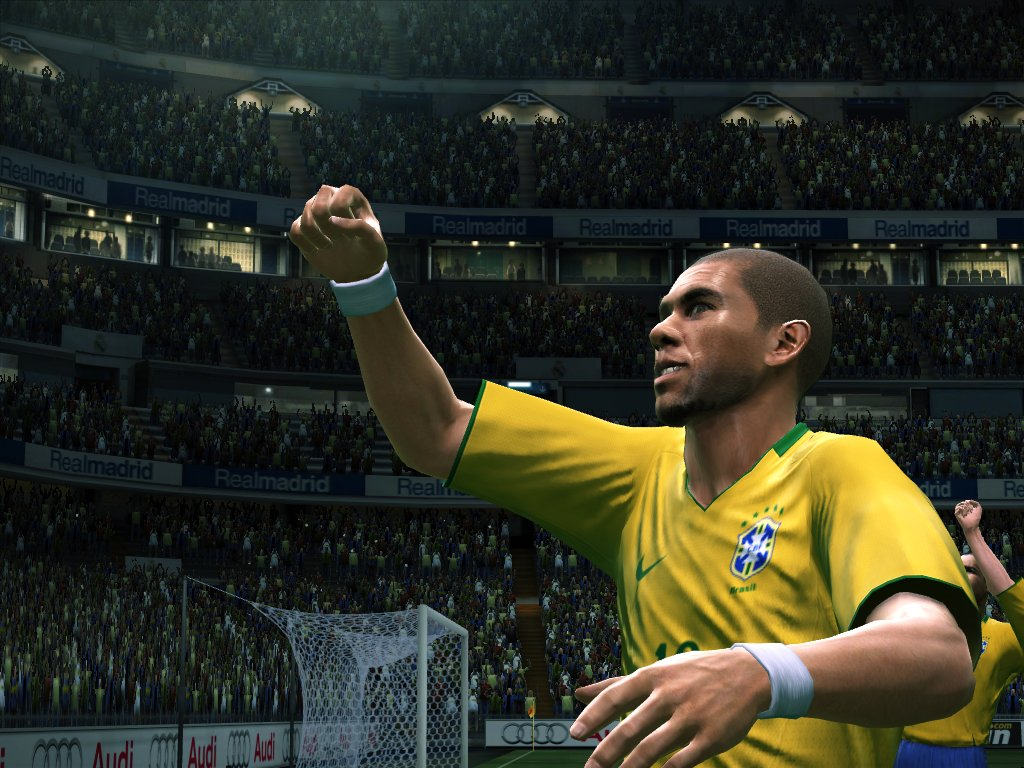 Pro Evolution Soccer: MD Games Champions League #4