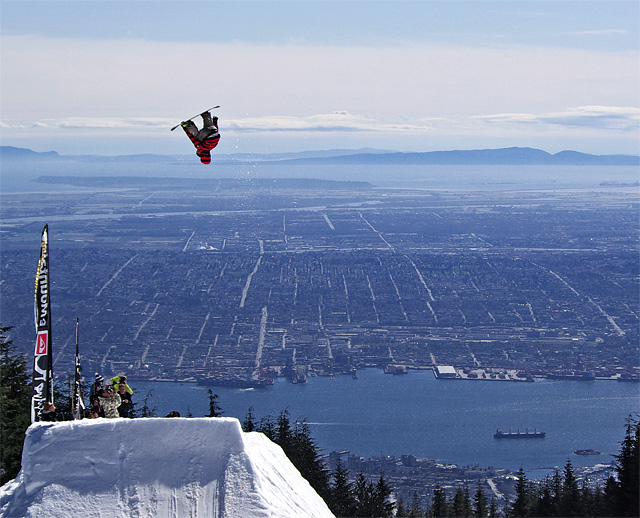 Биг еър и сноубордкрос състезание за девойки и младежи