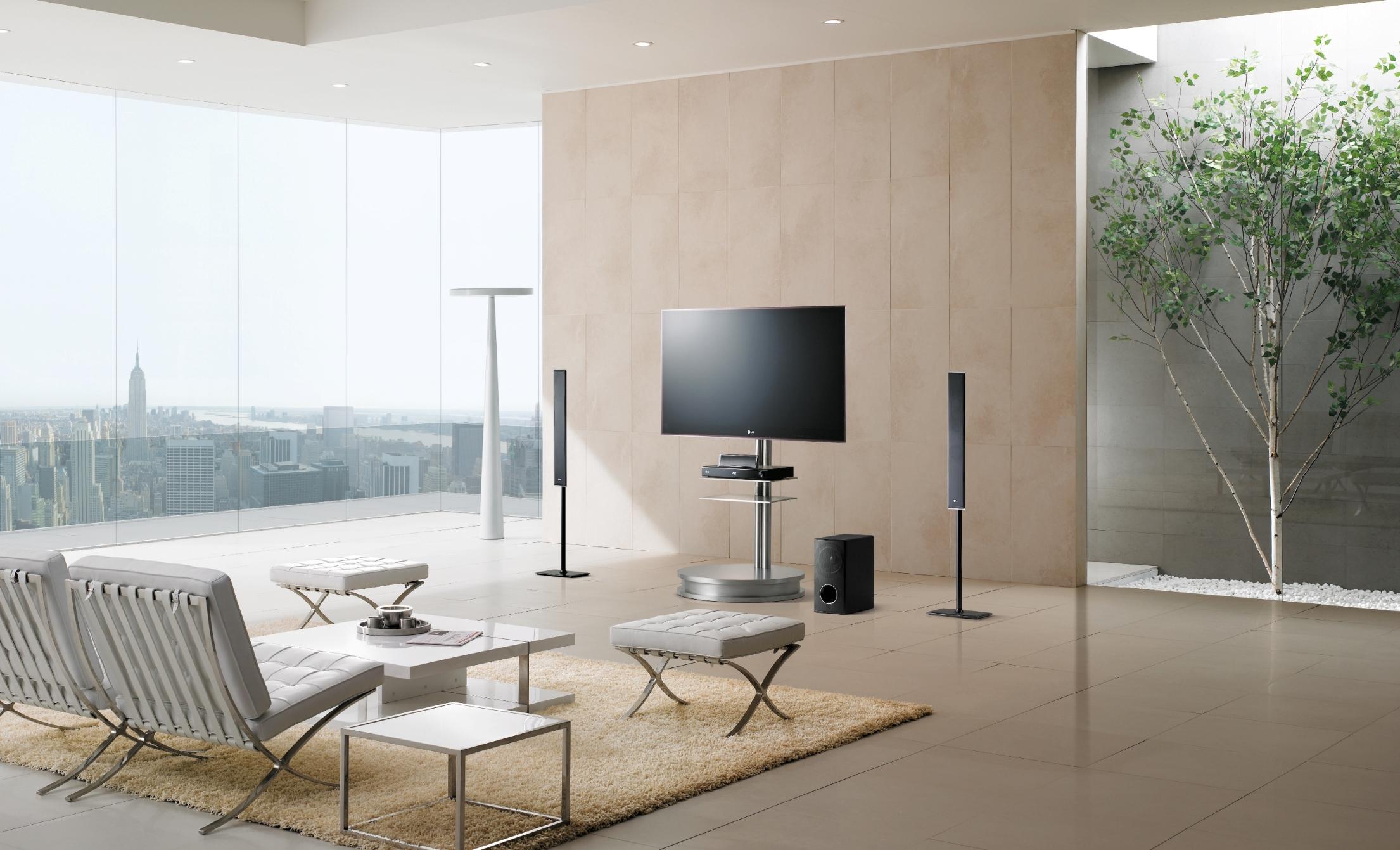 Телевизор със skype от LG Electronics