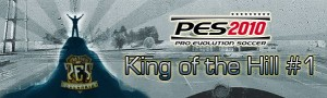 PES-bg стартира King of the Hill