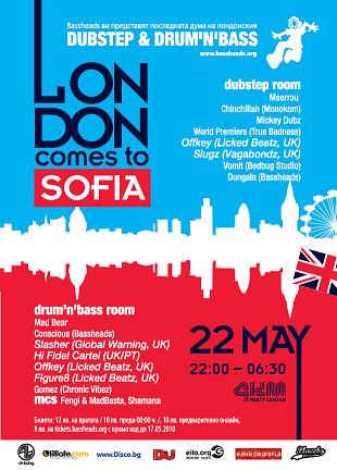 London Comes to Sofia