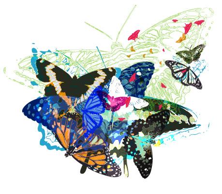 За пеперудите с любов