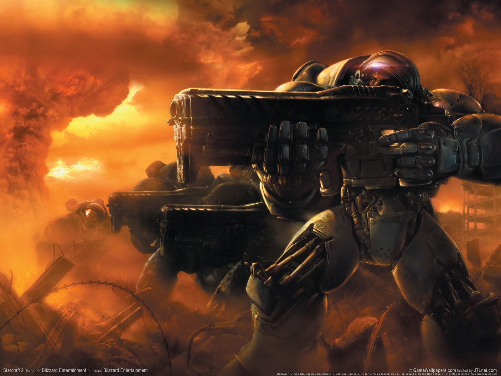 Най-после: Starcraft II по магазините през юли
