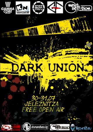Dark Union Jeleznica Free Open Air