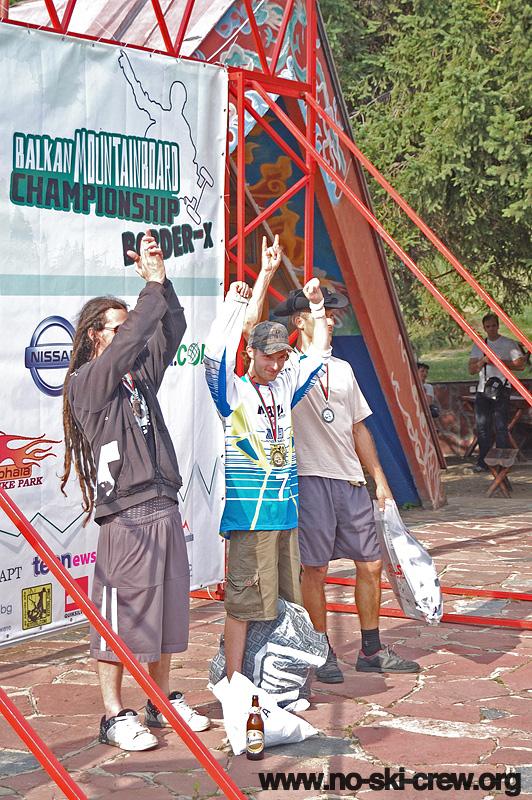 Българин стана балкански шампион по маунтинборд