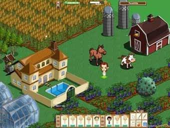 Google инвестира във FarmVille
