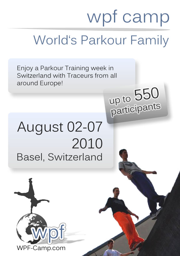 WPF CAMP 2-7 Август