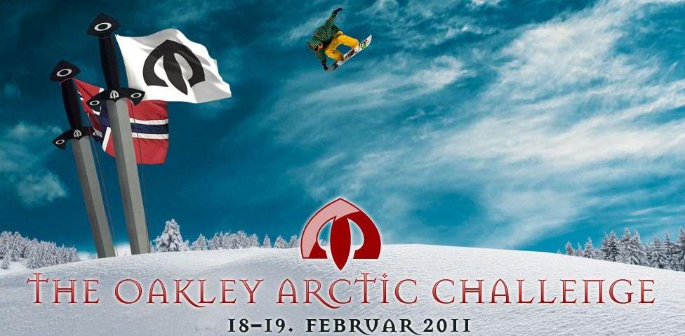 Oakley Arctic Challenge 2011