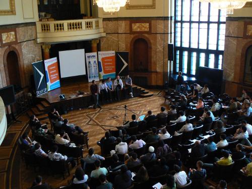 Конференция за млади предприемачи StartUP Conference 2010 през уикенда